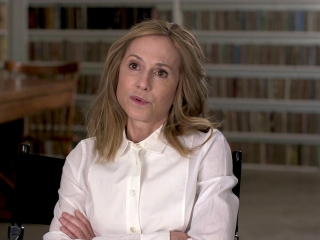 Holly Hunter On Kumail Nanjiani