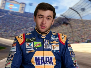 Chase Elliott On Why He S Excited To Be In The Film