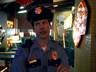 The House: Rob Huebel On His Character 'Officer Chandler'