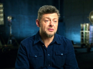 Andy Serkis On The State Of The Planet In The Film