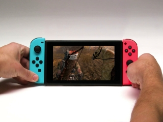 E3 Two Thousand Seventeen Nintendo Switch Trailer