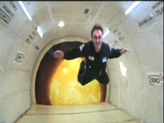 Sunshine Featurette Zero G With Danny Boyle
