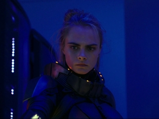 Valerian And The City Of A Thousand Planets: Clearly You've Never Met A Woman