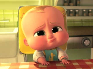 Boss Baby (Home Ent. Trailer)