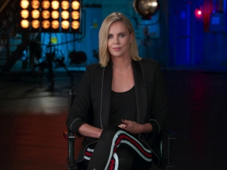 Charlize Theron On Being Excited About The Potential Of The Character