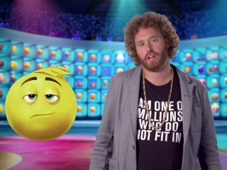 The Emoji Movie: T.J. Miller On His Character