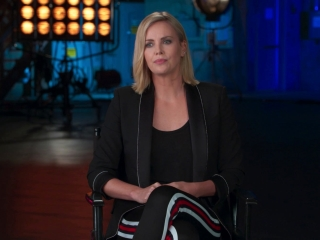 Charlize Theron On The 1980S Soundtrack