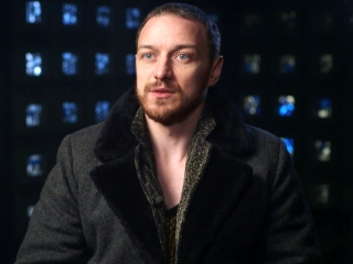 James Mcavoy On Charlize S Fight Scene