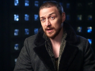 James Mcavoy On How Percival Feels