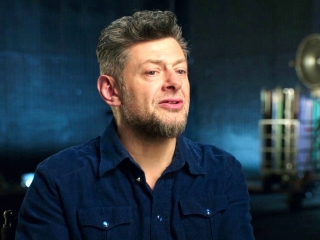 Andy Serkis On Connecting With Woody