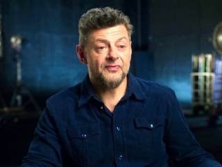 Andy Serkis On Terry Notary