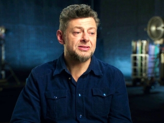 Andy Serkis On The Film For Our Ages