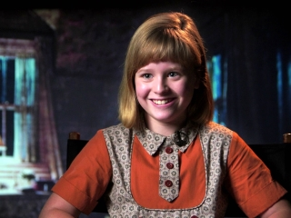 Lulu Wilson On What Makes The Annabelle Doll Scary