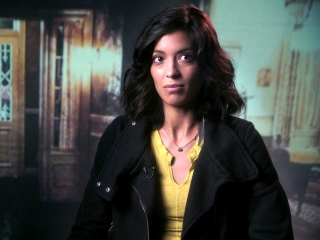 Stephanie Sigman On What Fans Can Expect