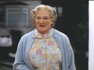 Mrs Doubtfire