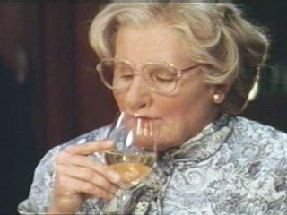 Mrs Doubtfire Birthday Party