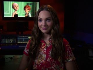 Leap!: Maddie Ziegler On Her Character, Camille