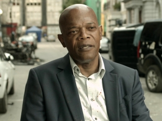 Samuel L Jackson On The Action In The Film
