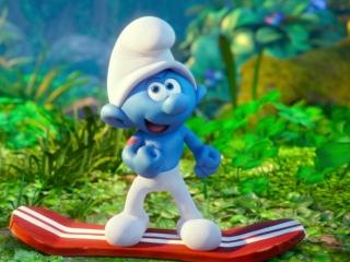 Smurf Boarding