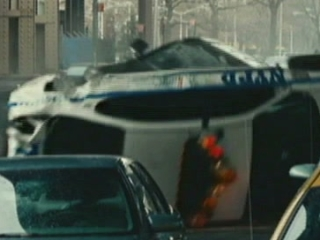 THE BOURNE ULTIMATUM SCENE: CAR CHASE