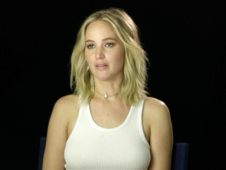 Mother!: Jennifer Lawrence On Meeting Director Darren Aronofsky