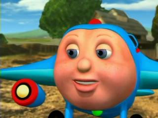 Jay Jay The Jet Plane Jay Jays Wing Wigglin Mystery