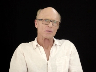 Mother!: Ed Harris On the Rehearsals (International)