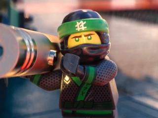 The Lego Ninjago Movie: You Win