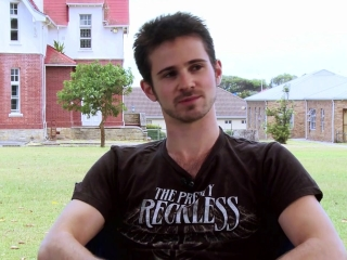 Friend Request: Connor Paolo On Marina's Fixation With Technology