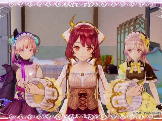 Atelier Lydie And Suelle Alchemists Of The Mysterious Painting