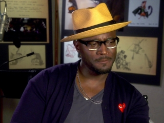 Taye Diggs On His Character Tapper