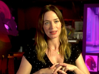 Emily Blunt On How The Movie Starts