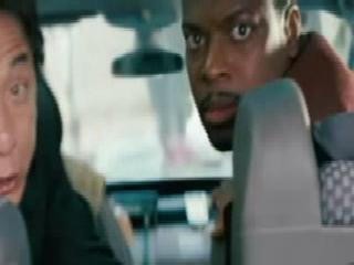 Rush Hour 3 Car Chase