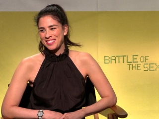 Battle Of The Sexes: Sarah Silverman On Portraying Her Character