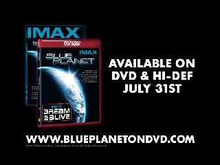 Blue Planet IMAX Scene Destroying Our Planet