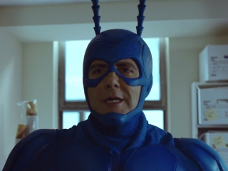 The Tick: Office Fight