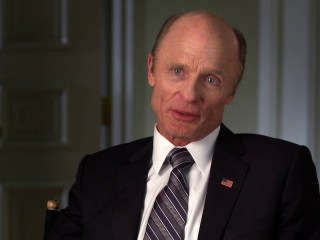 Ed Harris On Weather Becoming A Weapon In This Film