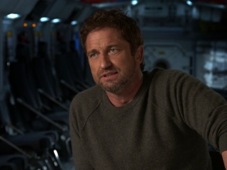 Gerard Butler On His Character Jake