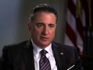 Andy Garcia On Getting The Call