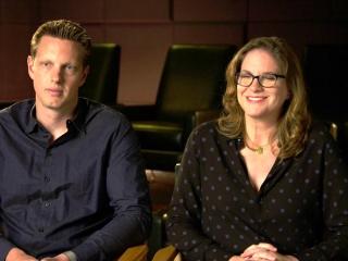 David Ellison And Dana Goldberg On The International Cast