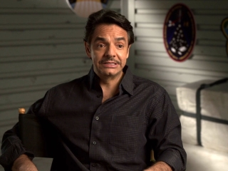 Eugenio Derbez On His Character Hernandez Being A Mexican Astronaut