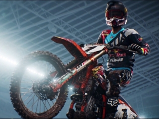 Monster Energy Supercross-The Official Videogame