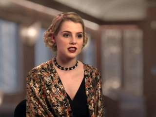 Murder On The Orient Express: Lucy Boynton on The Movie (International)