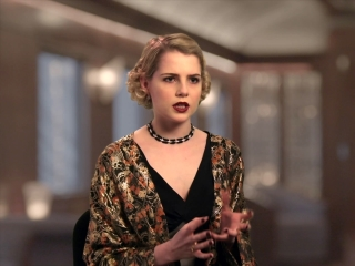 Murder On The Orient Express: Lucy Boynton On Reading The Script For The First Time