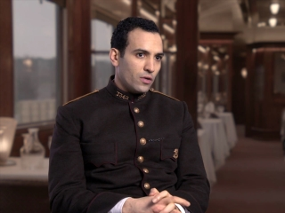 Murder On The Orient Express: Marwan Kenzari On His Character