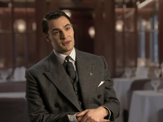 Murder On The Orient Express: Tom Bateman On His Character