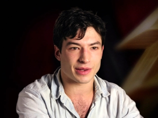 Ezra Miller On Barry S Place At The Start Of The Film