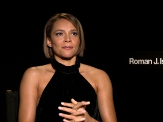 Roman J. Israel, Esq.: Carmen Ejogo On Working With Denzel Washington