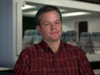 Downsizing: Matt Damon On The Plot Of The Film