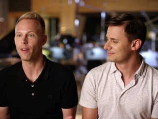The Greatest Showman: Benj Pasek & Justin Paul On How They Got Involved With The Film